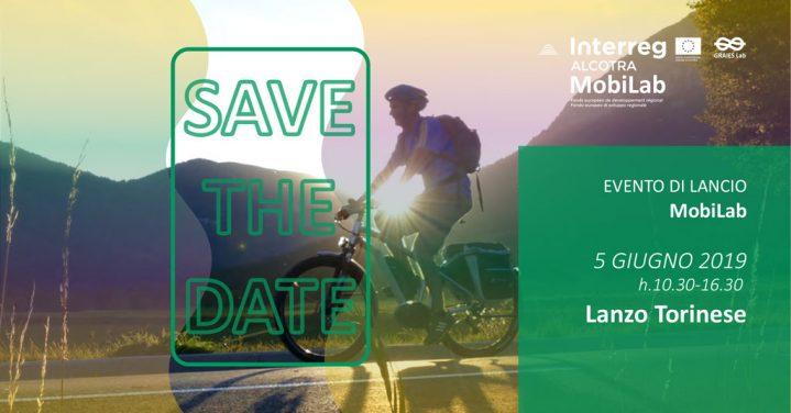 Immagine di presentazione della news legata all'evento MOBILAB del 5 giugno 2019 a Lanzo Torinese